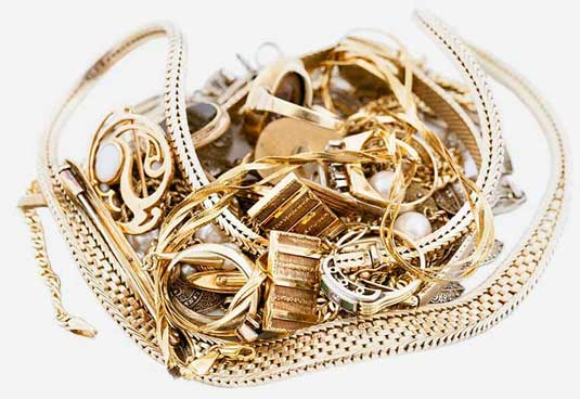 pile of jewelry